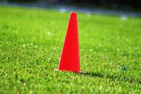 football cone