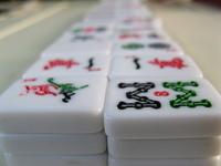 Domino - mahjong