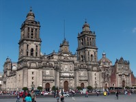 Mexico City scenes 1