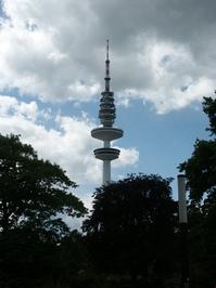 Hamburg, springtime 1