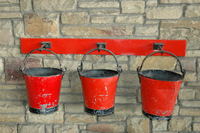 Old Fire Buckets