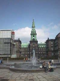 Danish Palace (Christiansborg)