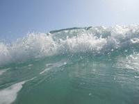 Sea wave 1
