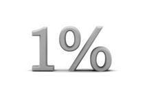 per cent 1