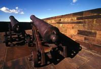 Carlisle castle ramparts