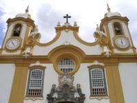 church- Tiradentes, Brasil