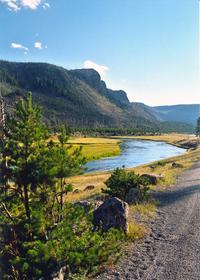 mountain's river 2