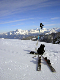 Ski - Mont Blanc