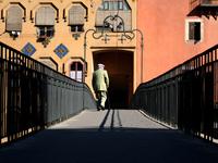 Path to Girona