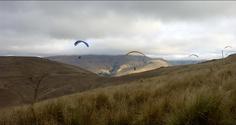 paragliding taylors mistake