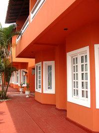 corridor colors hotel