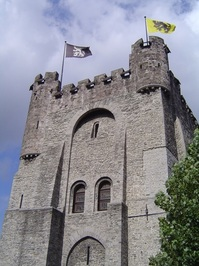 Gravensteen Castle 1