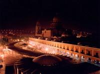 toluca, mexico at night