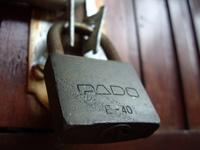 cadeado, Pad lock