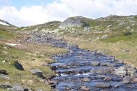 Hills stream