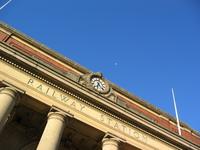 Wellington Railway Station
