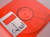 Orange Disk 2