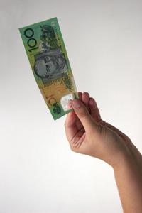 100 Australian Dollars