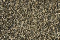 asphalt closeup