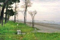Samsun / Taflan beach panorama