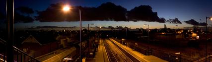 Train of Night