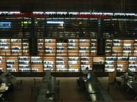 Museo Reina Sofia. Library