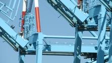 Zeebrugge crane 1