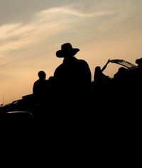 Cowboys In The Dark