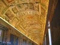 Vatican Museum - Hall of Maps