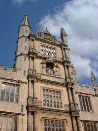 Bodlean Library, Oxford