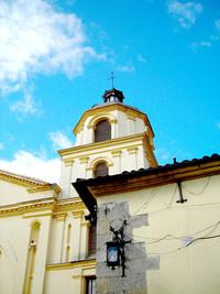 Bogota Iglesia La Candelaria