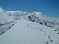 landscape high mountain