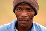 Black Worker face