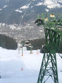 Morzine - skiing 1