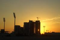 Constructed sunrise