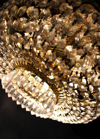 chandelier / Kronleuchter 1