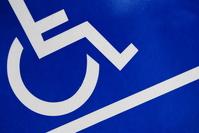 Handicap ramp sign 1