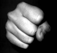Hand emotion. 3
