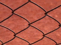 Fence close-up