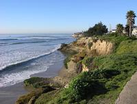 Santa Cruz coastline 3