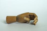 Wodden hand 3