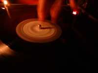 spinning sound