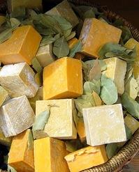Organic soap 1