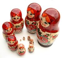 Russian nesting dolls 1