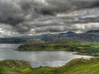 Cloudy Scotland