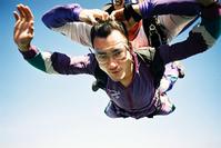Parachute jump 4
