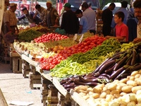 Wandering around in Turkish ba