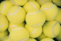 Tennis balls 5