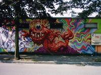 Graffity Monster