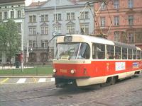 Prague tram 2